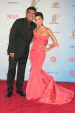 Eva Longoria and George Lopez attends the 2011 NCLR ALMA Awards in Santa Monica Civic Auditorium on 10th September 2011 (23).jpg