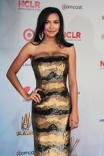 Naya Rivera attends the 2011 NCLR ALMA Awards in Santa Monica Civic Auditorium on 10th September 2011 (38).jpg