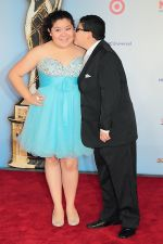 Raini Rodriguez and Rico Rodriguez attends the 2011 NCLR ALMA Awards in Santa Monica Civic Auditorium on 10th September 2011 (17).jpg
