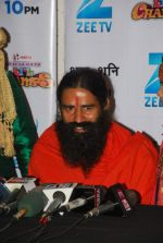 Baba Ramdev on the sets of Saregama Lil Champs in Famous on 12th Sept 2011 (10).JPG