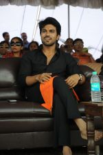 Ram Charan Tej In Ayyappa Deeksha Mala on September 12, 2011 (44).JPG