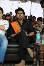 Ram Charan Tej In Ayyappa Deeksha Mala on September 12, 2011 (59).JPG