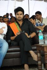 Ram Charan Tej In Ayyappa Deeksha Mala on September 12, 2011 (63).JPG
