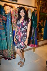 Alka Verma at the launch of new collection by designer Nisha Sagar in Juhu, Mumbai on 13th Sept 2011 (91).JPG