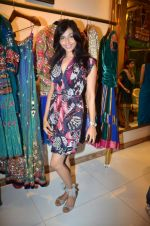 Alka Verma at the launch of new collection by designer Nisha Sagar in Juhu, Mumbai on 13th Sept 2011 (92).JPG