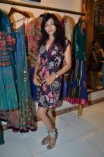 Alka Verma at the launch of new collection by designer Nisha Sagar in Juhu, Mumbai on 13th Sept 2011 (94).JPG