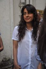 Juhi Chawla at the farewell to photogrpaher Gautam Rajadhyaksha in Mumbai on 13th Sept 2011 (119).JPG
