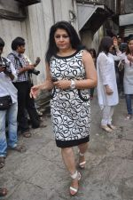 Kiran Sippy at the farewell to photogrpaher Gautam Rajadhyaksha in Mumbai on 13th Sept 2011 (98).JPG