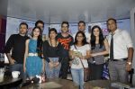 Sahil Sangha, Satyadeep Mishra, Umang, Cyrus Sahukar, Dia Mirza, Zayed Khan, Pallavi Sharda launch _Love Breakups Zindagi_ coffee at Cafe Coffee Day in Bandra, Mumbai on 13th Sept 2011 (69).JPG