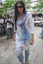 Tabu at the farewell to photogrpaher Gautam Rajadhyaksha in Mumbai on 13th Sept 2011 (55).JPG