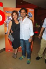 Anand Tiwari, Sita Ragione Spada at the comedy film Jo Dooba So Paar film press meet in PVR on 14th Sept 2011 (11).JPG