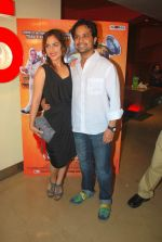 Anand Tiwari, Sita Ragione Spada at the comedy film Jo Dooba So Paar film press meet in PVR on 14th Sept 2011 (15).JPG