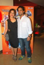 Anand Tiwari, Sita Ragione Spada at the comedy film Jo Dooba So Paar film press meet in PVR on 14th Sept 2011 (12).JPG