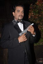 Anik Singal on the sets of film Lethal Comission in Madh on 14th Sept 2011 (64).JPG
