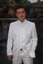 Arfeen Khan on the sets of film Lethal Comission in Madh on 14th Sept 2011 (67).JPG