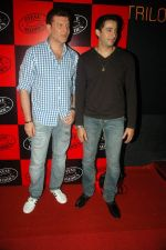 Aditya Pancholi, Zulfi Syed at Steve Madden launch in Trilogy on 15th Sept 2011 (4).JPG