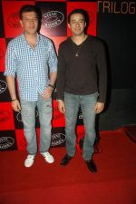 Aditya Pancholi, Zulfi Syed at Steve Madden launch in Trilogy on 15th Sept 2011 (5).JPG