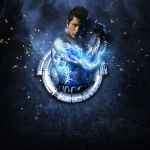 Shahrukh Khan in the still from movie Ra.One (1).jpg