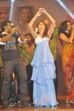Tamanna Bhatia, Junior NTR dances at the Oosaravelli Movie Audio Launch on 14th September 2011 (117).JPG