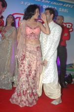 Sasha Goradia, Jagrat Desai at Tere Mere Phere music launch in Raheja Classique, Andheri on 16th Sept 2011 (117).JPG
