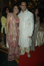Sasha Goradia, Jagrat Desai at Tere Mere Phere music launch in Raheja Classique, Andheri on 16th Sept 2011 (118).JPG