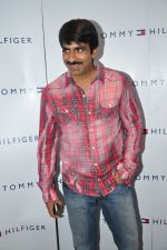 Raviteja attends Tommy Hilfiger Showroom Relaunch Party held at Kismet Pub, Park Hotel, Hyderabad on 17th September 2011 (101).JPG