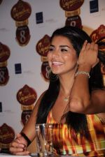 Rima Fakih at the Manoviraj Khosla and Frank Tell show for the Signature tour in Novotel on 17th Sept 2011 (93).JPG
