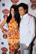 Ritesh Deshmukh, Rima Fakih at the Manoviraj Khosla and Frank Tell show for the Signature tour in Novotel on 17th Sept 2011 (48).JPG
