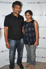 S.S Rajamouli, Rama Rajamouli attends Tommy Hilfiger Showroom Relaunch Party held at Kismet Pub, Park Hotel, Hyderabad on 17th September 2011 (1).JPG