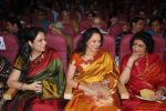 Hema Malini, Vyjayantimala at Vyjayantimala Bali tribute in Dadar on 18th Sept 2011 (76).JPG