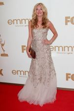 Maria Bello attends the 63rd Annual Primetime Emmy Awards in Nokia Theatre L.A. Live on 18th September 2011 (2).jpg