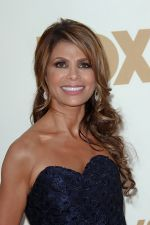 Paula Abdul attends the 63rd Annual Primetime Emmy Awards in Nokia Theatre L.A. Live on 18th September 2011 (2).jpg