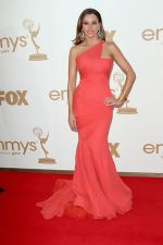 Sofia Vergara attends the 63rd Annual Primetime Emmy Awards in Nokia Theatre L.A. Live on 18th September 2011 (1).jpg
