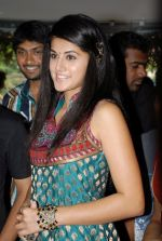 Tapsi Launches Avolution Fashion Showroom on 19th September 2011(42).JPG