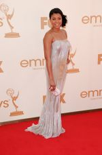 Taraji P. Henson attends the 63rd Annual Primetime Emmy Awards in Nokia Theatre L.A. Live on 18th September 2011.jpg