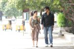Supriya, Vikram Shekhar in Sasesham Movie Stills (1).JPG