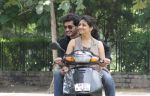 Supriya, Vikram Shekhar in Sasesham Movie Stills (5).JPG