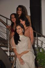 Auritra Ghosh, Dia Mirza, Soni Razdan, Ritu Kumar at Ritu Kumar store in Phoneix Mill on 21st Sept 2011 (57).JPG