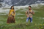 Samantha Ruth Prabhu, Mahesh Babu in Dookudu Movie Stills (3).JPG