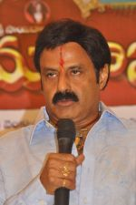 Sri Rama Rajyam Movie Release Date Press Meet on 20th September 2011 (55).JPG