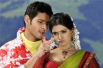 Samantha Ruth Prabhu, Mahesh Babu in Dookudu Movie Stills (9).jpg
