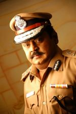 Vijaykanth in Indian Police Movie Stills (3).JPG