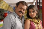 Vijaykanth, Meenakshi Dikshit in Indian Police Movie Stills (1).JPG