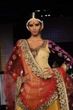 Model walk the ramp for vikram phadnis Show at Amby Valley India Bridal Week day 1 on 24th Sept 2011 (179).JPG
