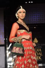 Model walk the ramp for vikram phadnis Show at Amby Valley India Bridal Week day 1 on 24th Sept 2011 (200).JPG