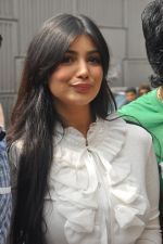 Ayesha Takia Launches Blacksoul Showroom on 24th September 2011 (27).jpg