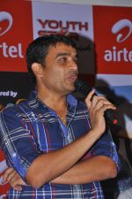 Dil Raju attends 2011 Airtel Youth Star Hunt Launch in AP on 24th September 2011 (35).jpg