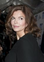 Jeanne Tripplehorn arriving to the FIVE Lifetime TV Series New York City Screening in Skylight Studios on September 26, 2011 (1).jpg