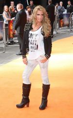 Katie Price attends The Lion King 3D UK Premiere in BFI IMAX, Waterloo on 25th September 2011 (1).jpg