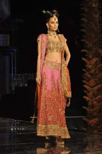 Model walk the ramp for Neeta Lulla Show at Amby Valley India Bridal Week day 4 on 26th Sept 2011 (49).JPG